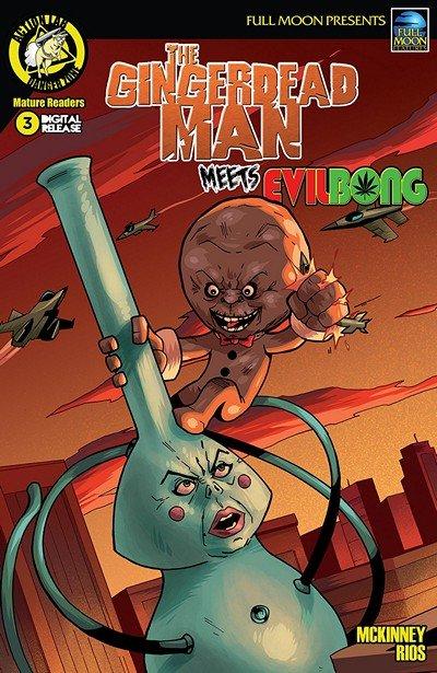 Gingerdead Man Meets Evil Bong #3 (2018)