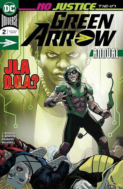 Green Arrow Annual #2 (2018)
