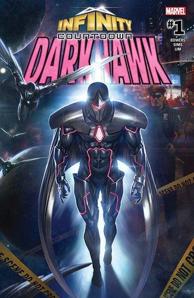 Infinity Countdown – Darkhawk #1 (2018)