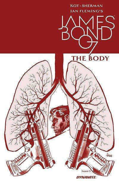 James Bond – The Body #5 (2018)