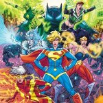 Justice League 3001 Vol. 2 – Things Fall Apart (TPB) (2016)