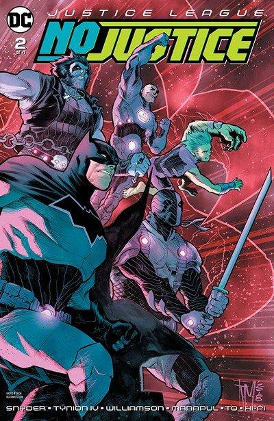 Justice League – No Justice #2 (2018)