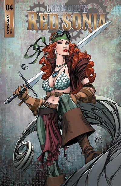 Legenderry – Red Sonja #4 (2018)
