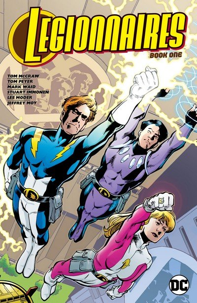 Legionnaires – Book One (TPB) (2017)