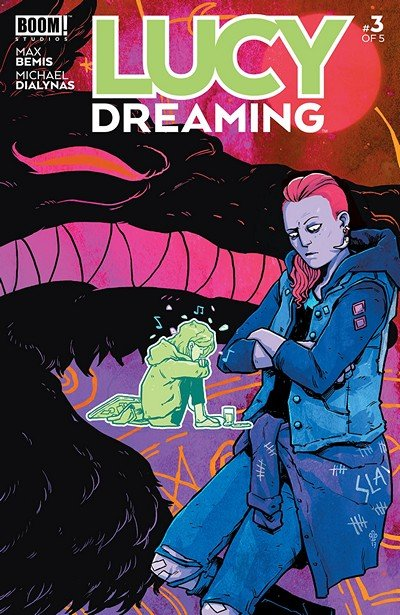 Lucy Dreaming #3 (2018)