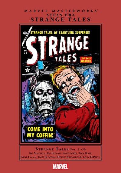 Marvel Masterworks – Atlas Era Strange Tales Vol. 3 (2010)