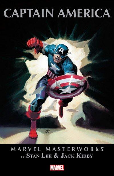 Marvel Masterworks – Captain America Vol. 1 – 11 (2010-2019)