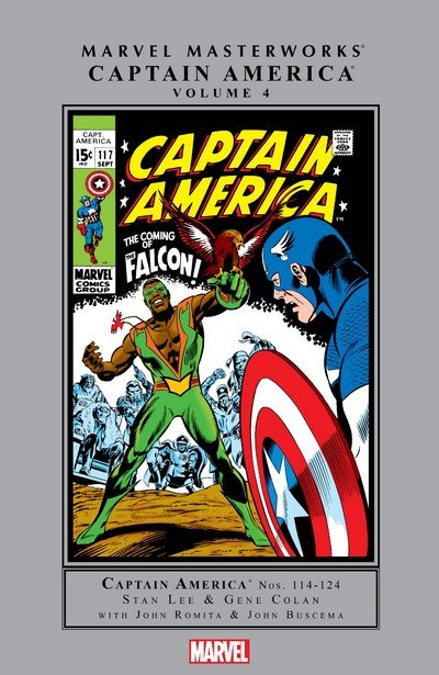 Marvel Masterworks – Captain America Vol. 4 (2008)