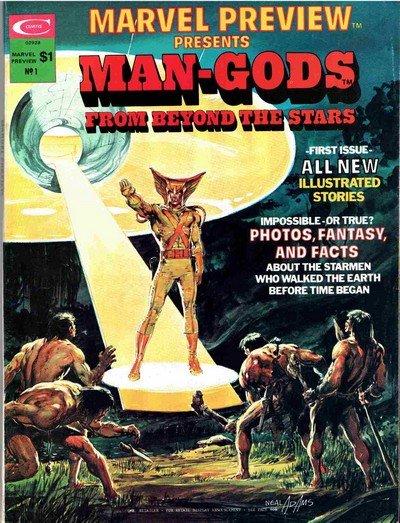 Marvel Preview – Bizarre Adventures #1 – 34 (1975-1993)