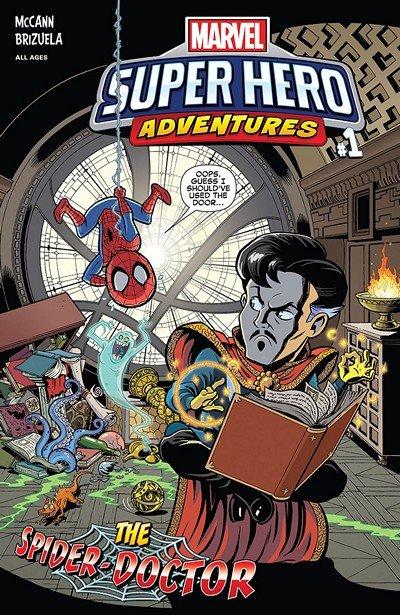 Marvel Super Hero Adventures – The Spider-Doctor #1 (2018)