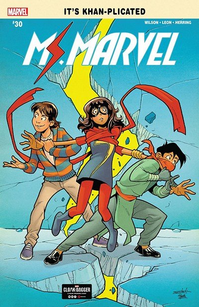 Ms. Marvel #30 (2018)