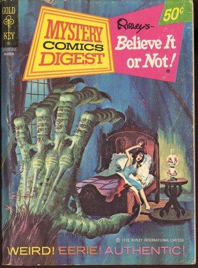 Mystery Comics Digest #1 – 25 (1972-1975)