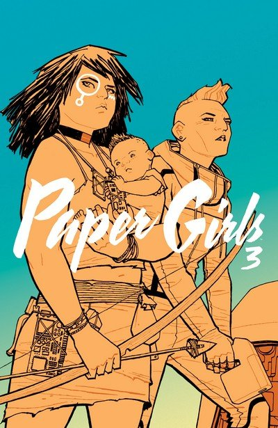Paper Girls Vol. 3 (TPB) (2017)
