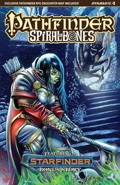 Pathfinder – Spiral Of Bones #3 (2018)