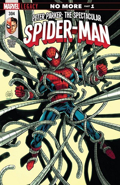 Peter Parker – The Spectacular Spider-Man #304 (2018)