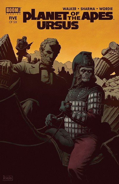 Planet Of The Apes – Ursus #5 (2018)