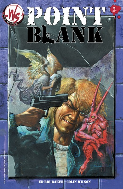Point Blank #1 – 5 (2002-2003)