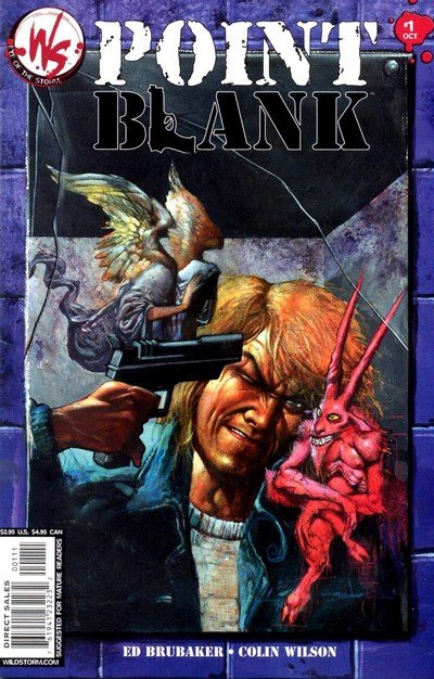 Point Blank #1 – 5 (2002-2003)