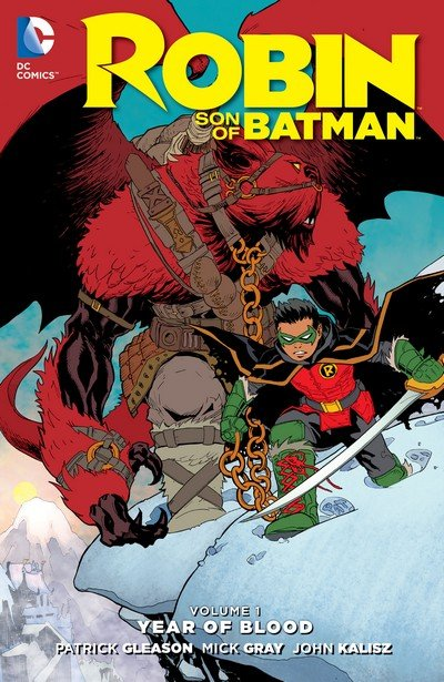 Robin – Son of Batman Vol. 1 – 2 (TPB) (2016)
