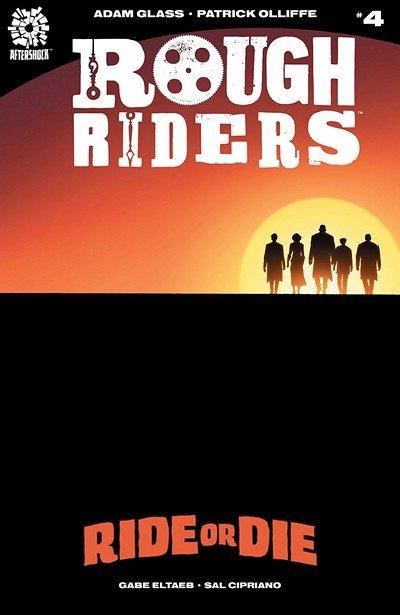 Rough Riders – Ride Or Die #4 (2018)