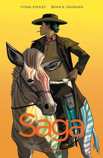 Saga Vol. 8 (TPB) (2017)