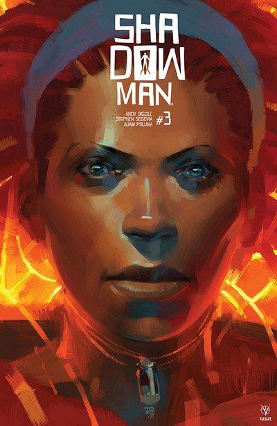 Shadowman #3 (2018)