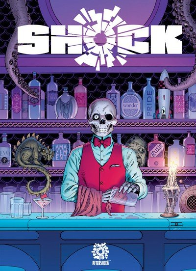 Shock (TPB) (2018)
