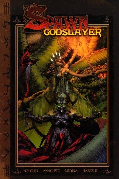 Spawn – Godslayer #0 – 8 (2006-2008)