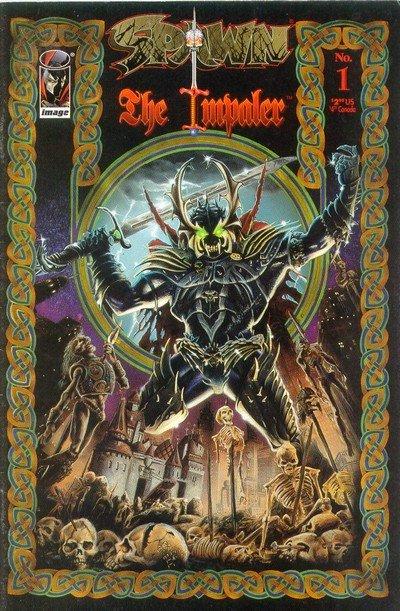 Spawn – The Impaler #1 – 3 (1996)