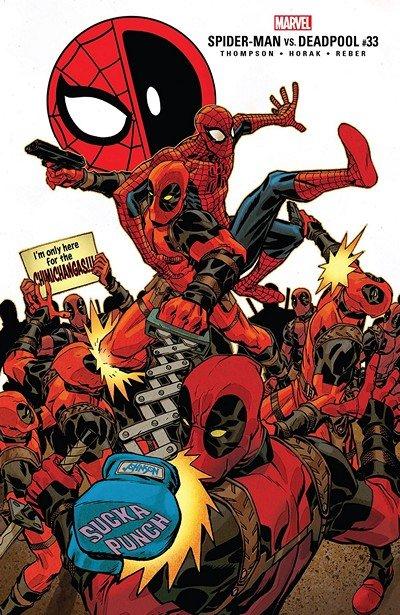 Spider-Man – Deadpool #33 (2018)