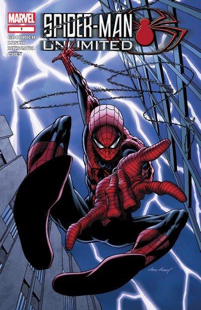 Spider-Man Unlimited Vol. 3 #1 – 15 (2004-2006)