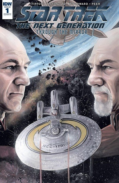 Star Trek – The Next Generation – Through The Mirror #1 (2018)