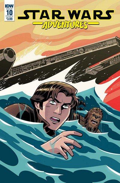 Star Wars Adventures #10 (2018)