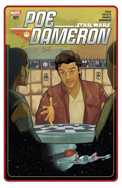 Star Wars – Poe Dameron #27 (2018)