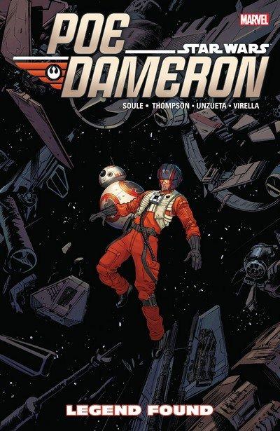 Star Wars – Poe Dameron Vol. 4 – Legend Found (TPB) (2018)