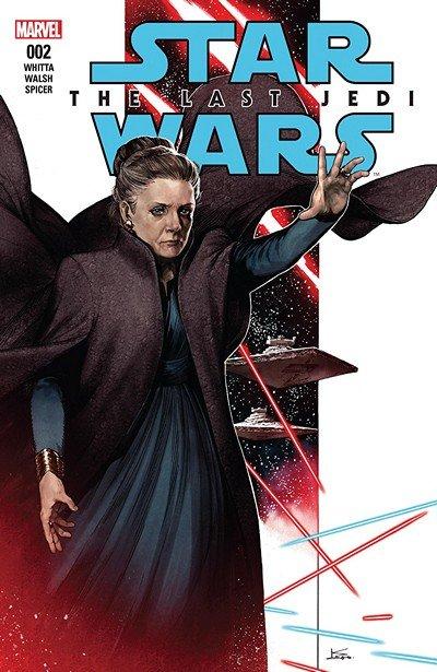 Star Wars – The Last Jedi Adaptation #2 (2018)