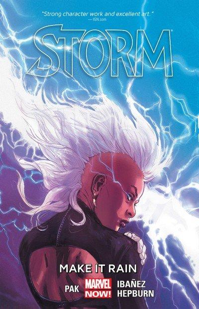 Storm Vol. 3 TPB – Vol. 1 – 2 (2015)