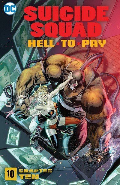 Suicide Squad – Hell to Pay #10 (2018)