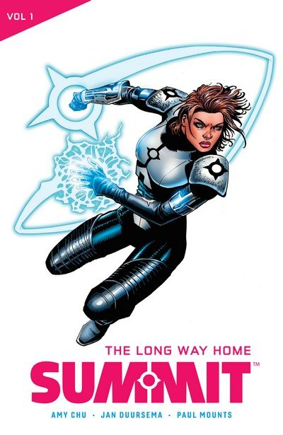 Summit Vol. 1 – The Long Way Home (TPB) (2018)