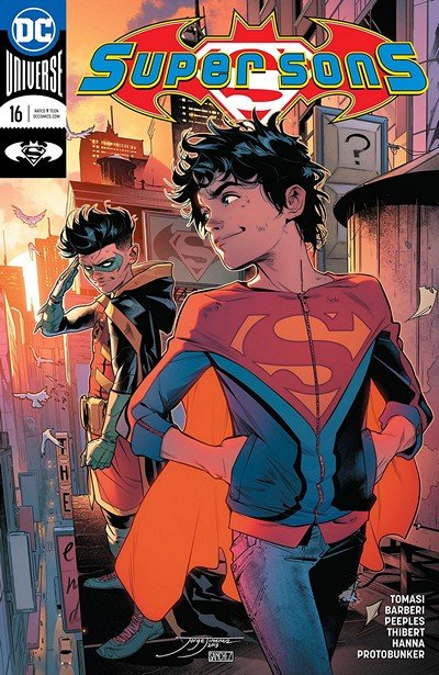 Super Sons #16 (2018)