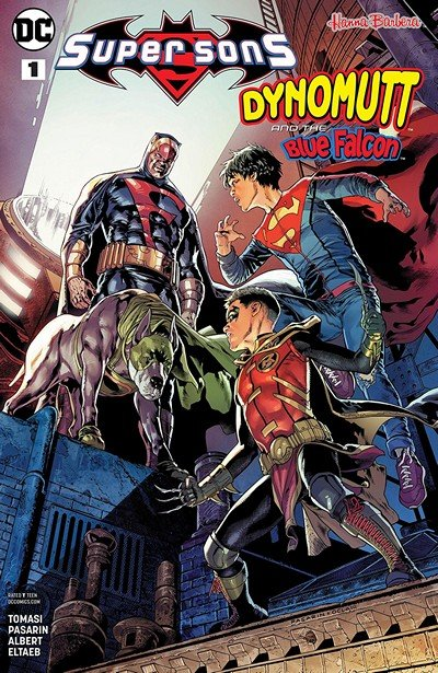 Super Sons – Dynomutt Special #1 (2018)