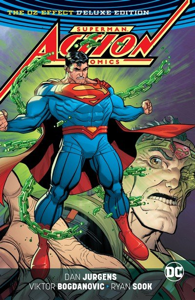 Superman – Action Comics – The Oz Effect – Deluxe Edition (2018)