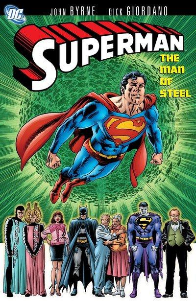Superman – The Man of Steel Vol. 1 – 9 (2003-2016)