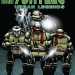 Teenage Mutant Ninja Turtles – Urban Legends #1 (2018)