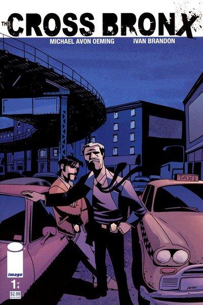 The Cross Bronx #1 – 4 (2006)