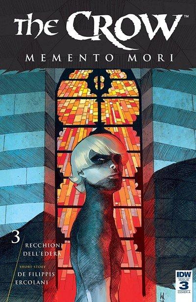 The Crow – Memento Mori #3 (2018)