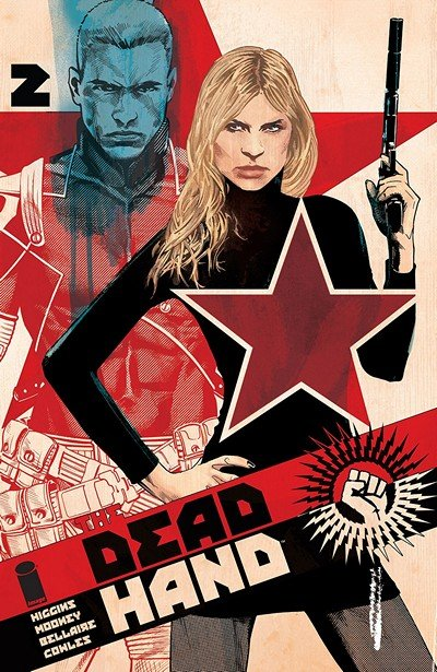 The Dead Hand #2 (2018)