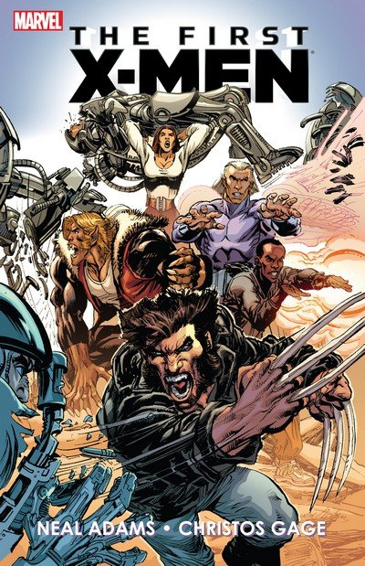 The First X-Men (TPB) (2013)