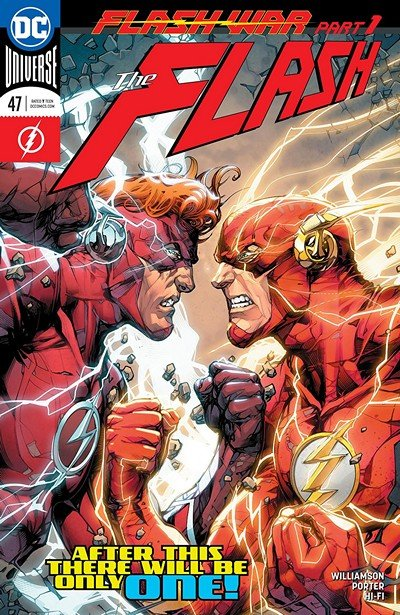 The Flash #47 (2018)