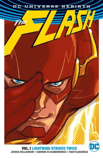 The Flash Vol. 5 (Rebirth TPB) – Vol. 1 – 11 (2017-2020)
